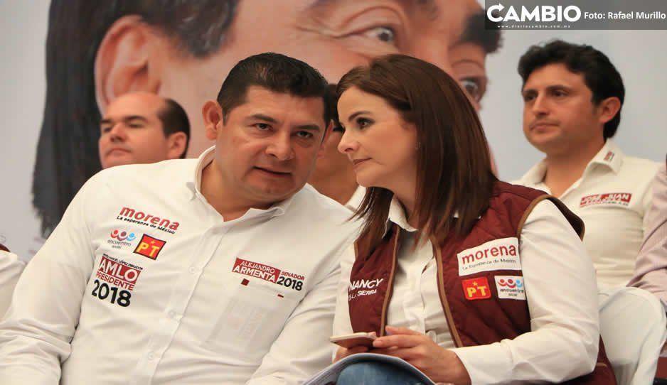 Nancy y Armenta se equivocan al elegir esta pelea, yo seré el candidato: Barbosa (VIDEO)