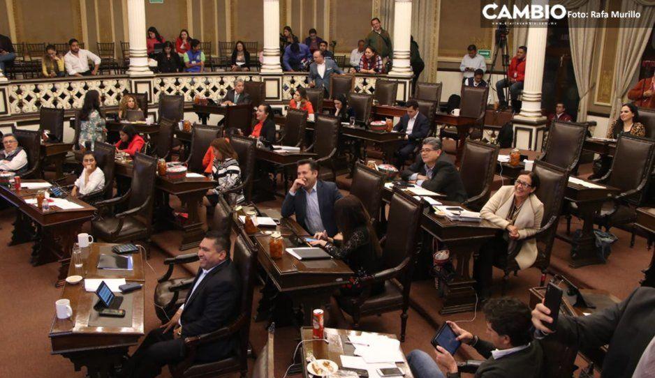 Tras más de siete horas de discusión, con 40 votos a favor aprueban Ley de Egresos para el 2020