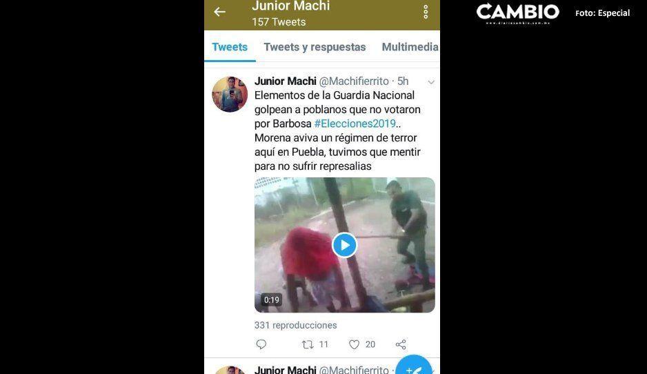 Guerra sucia de seguidores de Cárdenas en elección: difunden encuesta y noticias fake