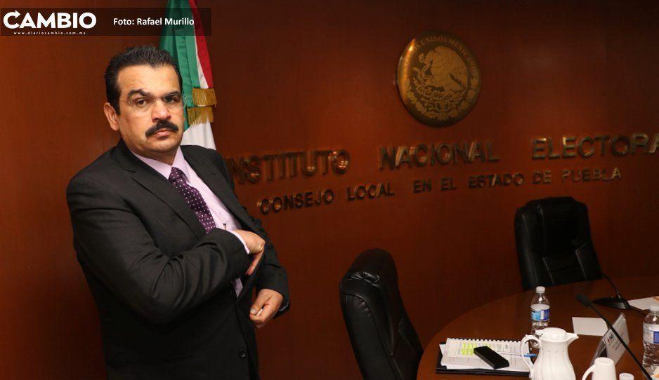 INE establece el 24 de febrero como fecha  límite para firmar convenios de coaliciones