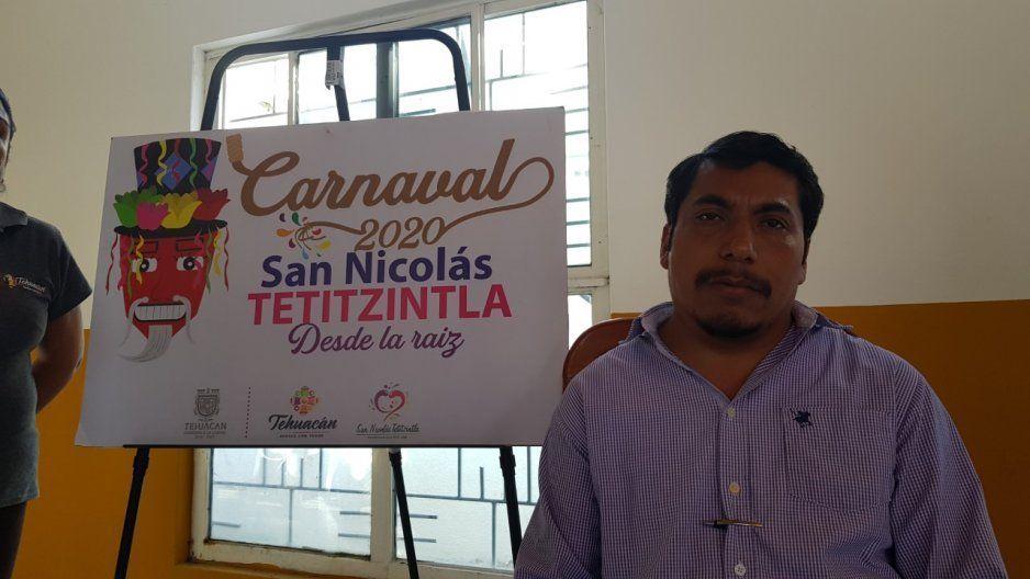 Se realizará la edición 124 del carnaval de san Nicolás Tetitzintla