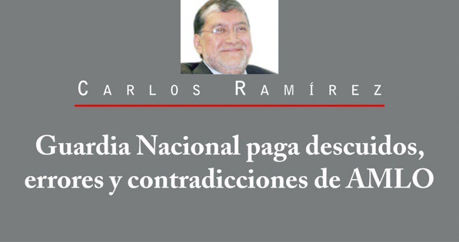 Guardia Nacional paga descuidos, errores y contradicciones de AMLO