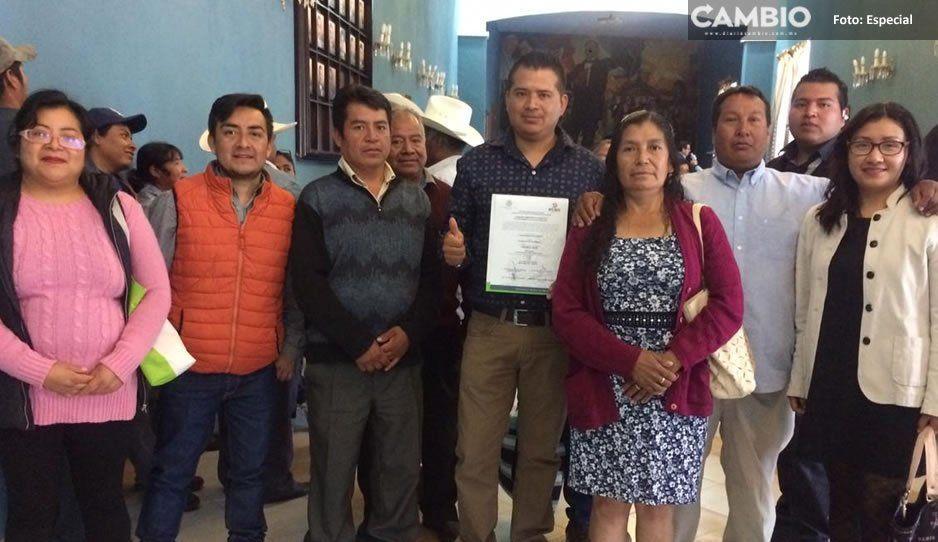 Se registran 27 planillas para los plebiscitos de juntas auxiliares de Atlixco