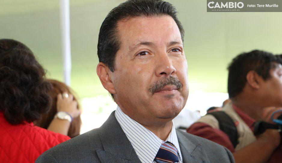 ¡Arriaga fracasa! Pide apoyo al Estado y Ejército  para combatir inseguridad en San Pedro Cholula