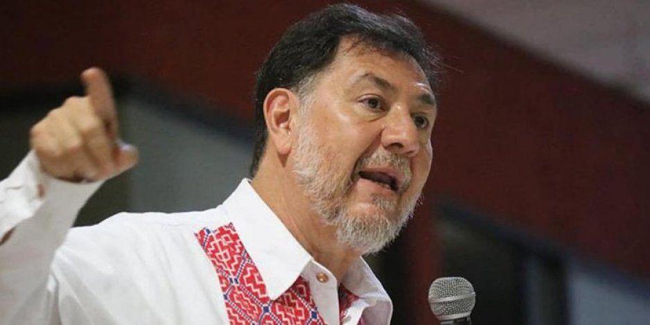 Noroña gana amparo contra designación de persona non grata en Nuevo León