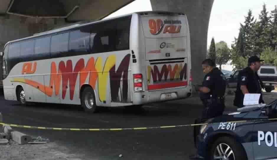 Vecinos de San Salvador El Seco estuvieron a punto de linchar a un sujeto que asaltó un autobús de pasajeros