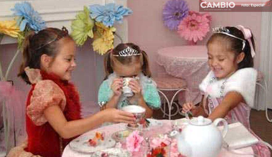 Muere bebé al comer raidolitos: jugaba a la comidita con su hermana