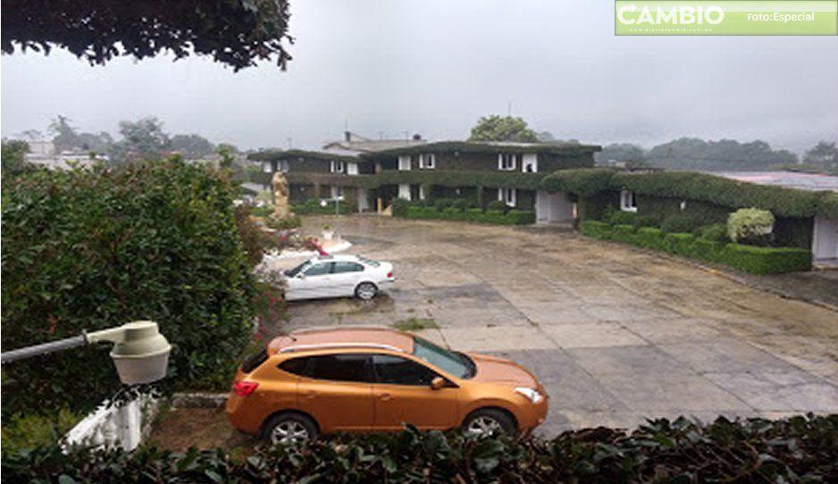 Matan a trabajador de Pemex en el Hotel Villa Real de Huauchinango