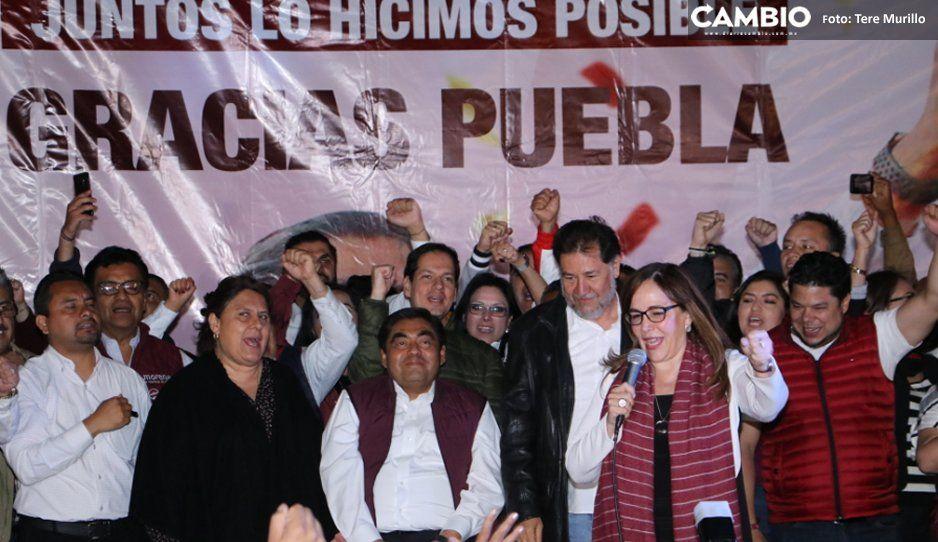 Crónica: en el festejo de la victoria, Barbosa hace autocrítica de los resultados (FOTOS)