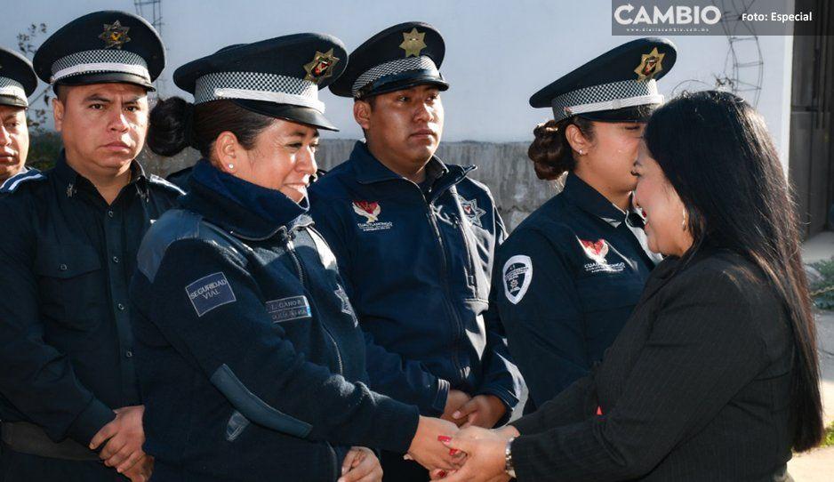 Lanzan convocatoria para ser policía en  Cuautlancingo; prometen 12 mil pesos