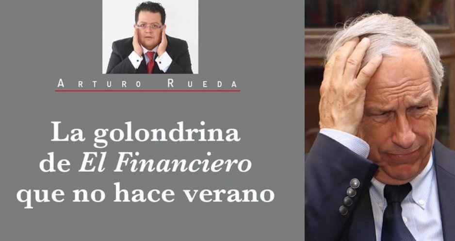 La golondrina de El Financiero que no hace verano