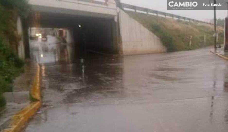 Buscarán incrementar el número de alarmas en los ríos de Texmelucan ante temporada de lluvias