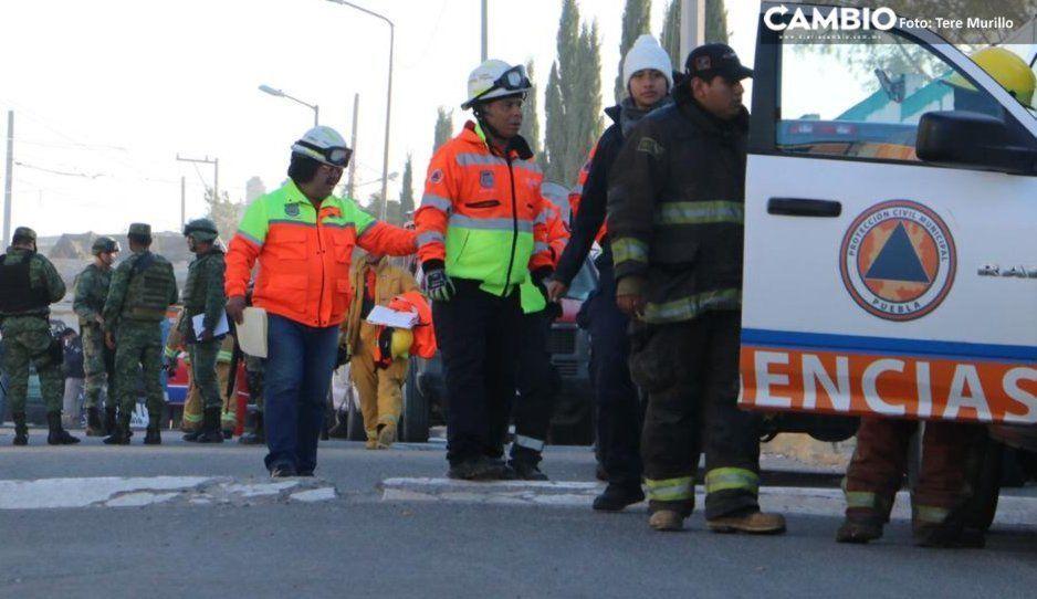 Tras 12 horas de la fuga en toma clandestina de Villa Frontera siguen resguardando la zona