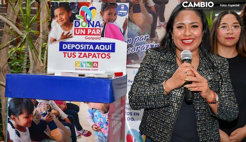 Se suma el Municipio de Cuautlancingo a la campaña Gonpard Dona Un Par