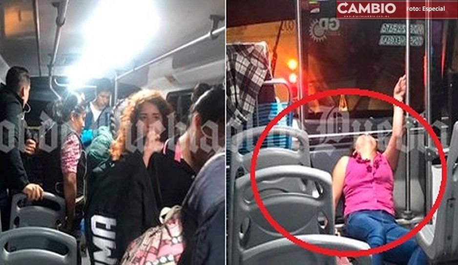 Movilidad sanciona al chofer de la ruta 4 que lesionó a embarazada por andar echando carreritas