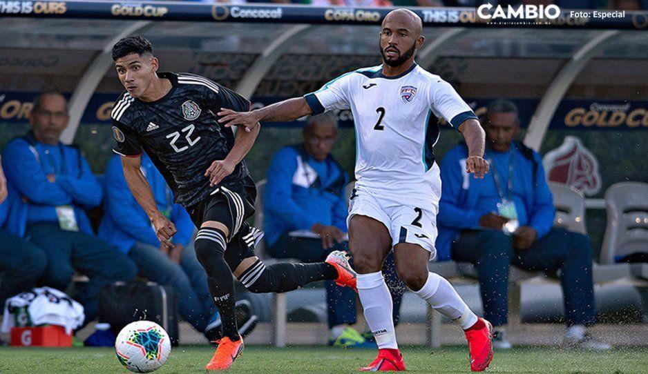 ¡Otro golazo de México! Diego Reyes pone el 3-0 para México ante Cuba en la Copa Oro