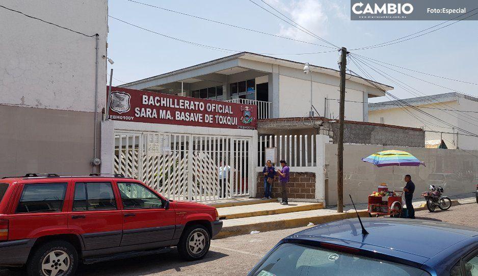 Ladrones irrumpen en bachillerato de San Pedro y roban 120 mil pesos