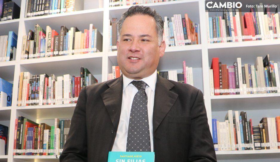 Al narco se le combate desde sus  finanzas: Santiago Nieto Castillo