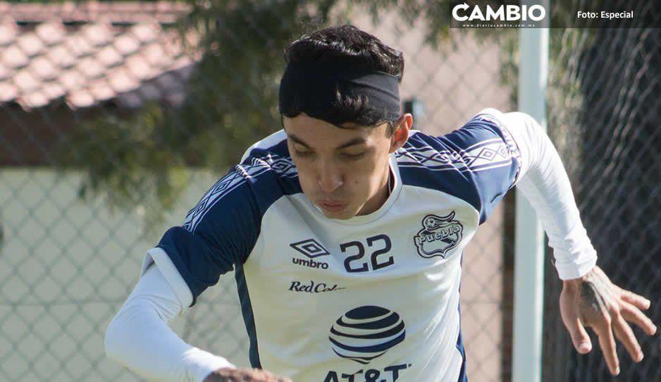 Todo indica que Club Puebla se queda  en el Cuauhtémoc: Omar Fernández