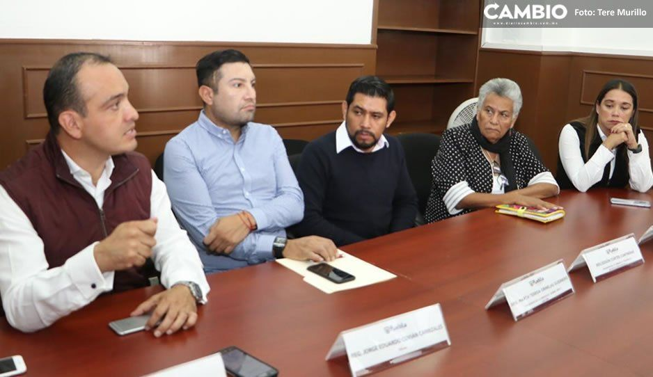 Regidores del G5 presentarán contra informe de Claudia donde abordarán temas como ambulantaje y seguridad