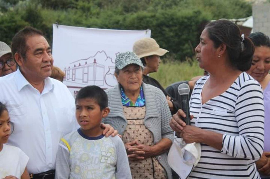 Obras para beneficiar a quienes más lo necesiten en Amozoc: Mario de la Rosa