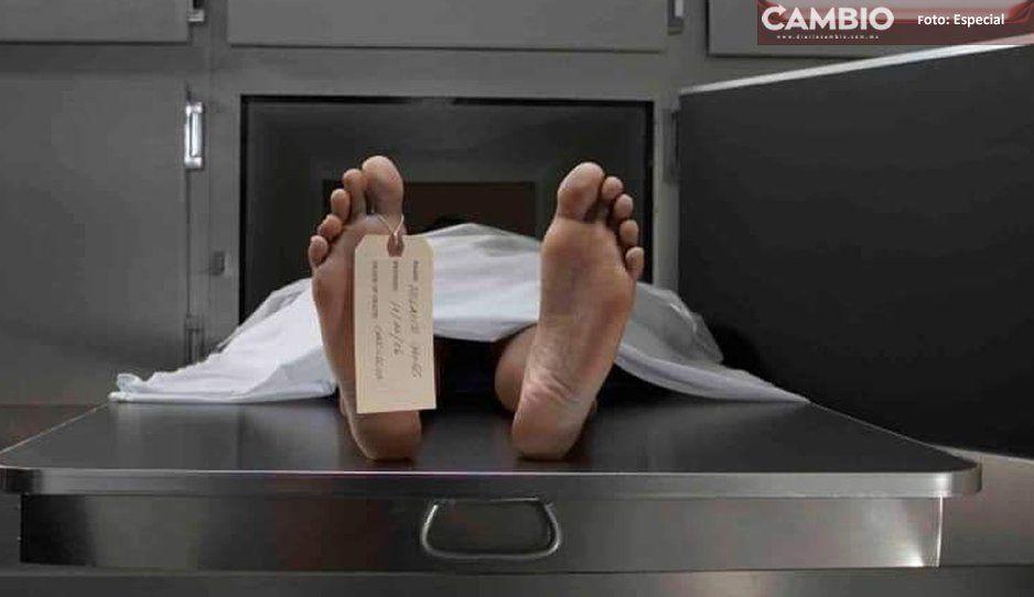 Se impacta contra vehículo y muere en Izúcar de Matamoros