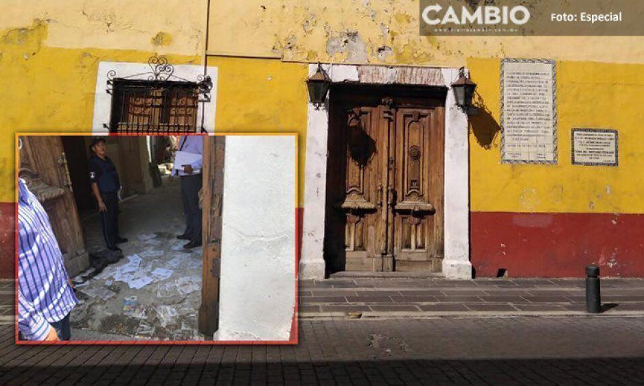 Gobierno de Pacheco Pulido recupera posesión del ex hospital de San Roque