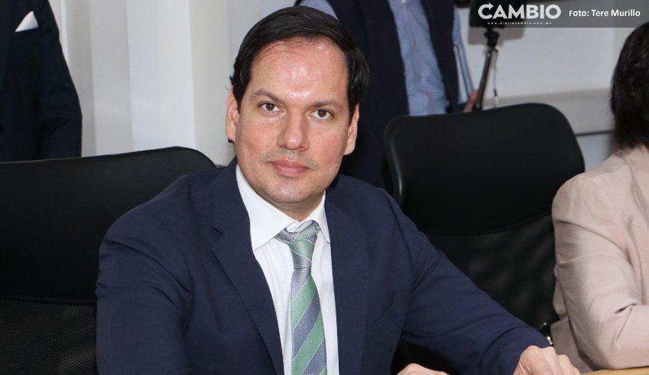 Diputado Kuri del Verde va contra el maltrato animal en Puebla