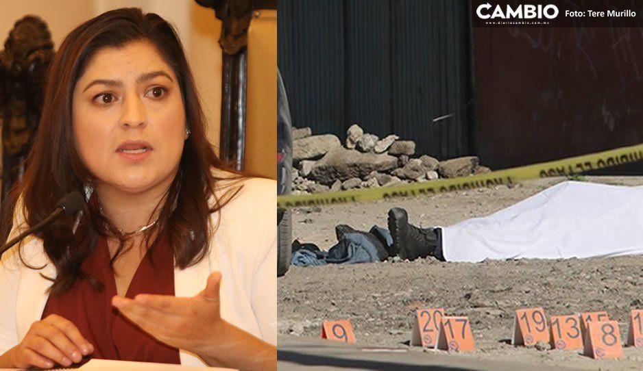 Gobierno de Claudia reniega de la percepción de inseguridad: incidencia delictiva no es tan grave