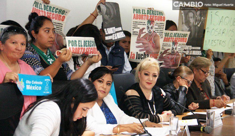 Agárrense: hoy inicia en el Congreso  foro para discutir legalidad del aborto