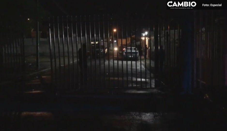 Autoridades de Izúcar niegan alza de la delincuencia pese a balacera
