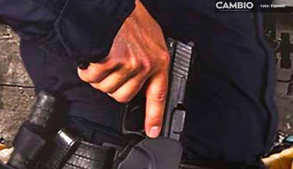500 elementos tratan de rescatar a 14 policías en Cañada Morelos ¡temen que los linchen!
