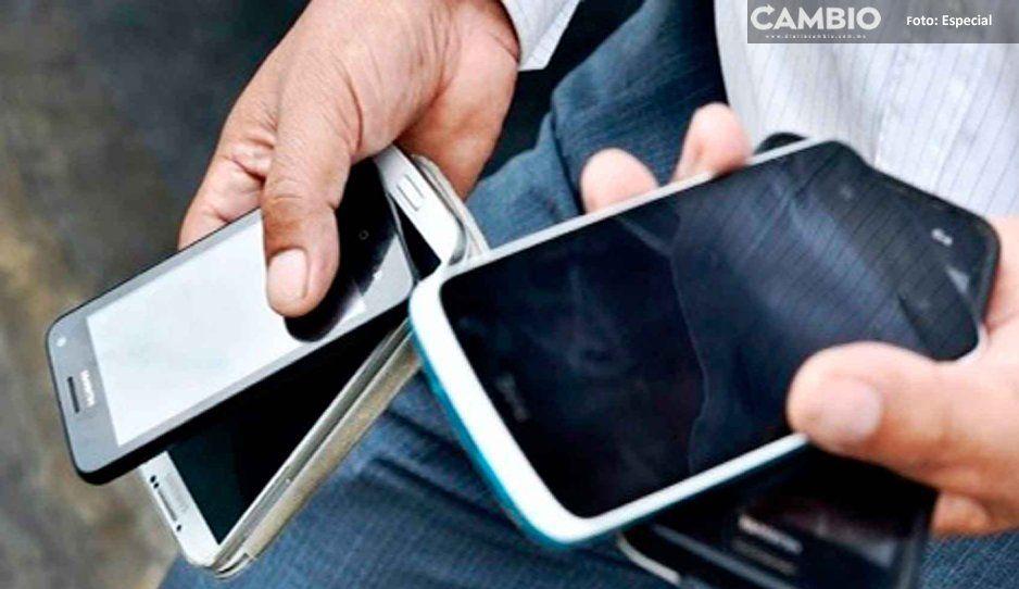 Policía de Tránsito Municipal de San Pedro asegura a presunto ladrón de celulares