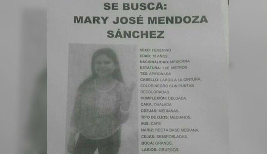 Mary José se perdió hace un mes en Agua Santa ¡Ayúdala a regresar a casa!