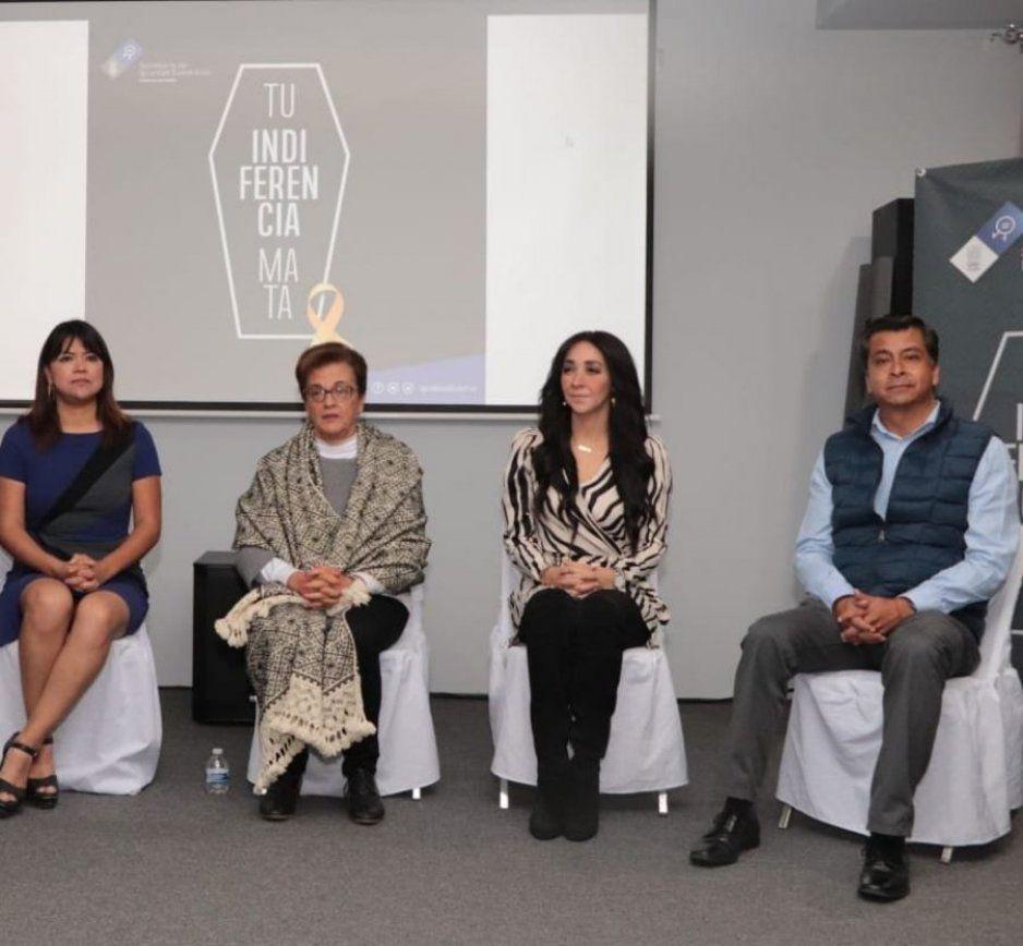 Ayuntamiento de San Pedro Cholula organiza Conversatorio  alerta de género y tipos de violencia