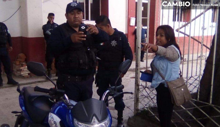 Regidoras acusan a edil de Santa Isabel  Cholula por misoginia y abuso de poder