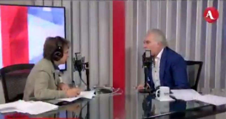 No me digas mi reina: Carmen Aristegui al ex dueño de Fertinal