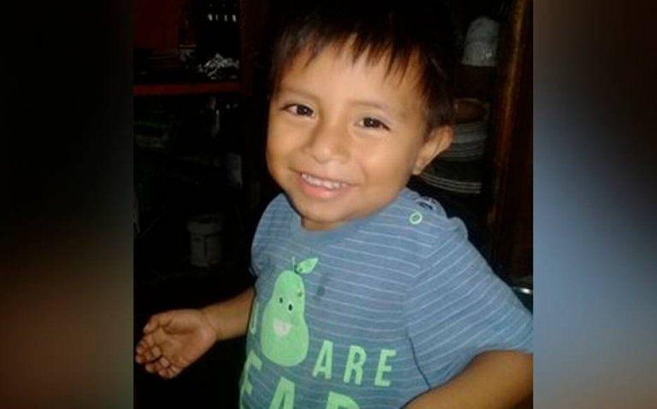 Desaparece Jesús Marcelo de 3 añitos en Puebla, familia pide ayuda para localizarlo