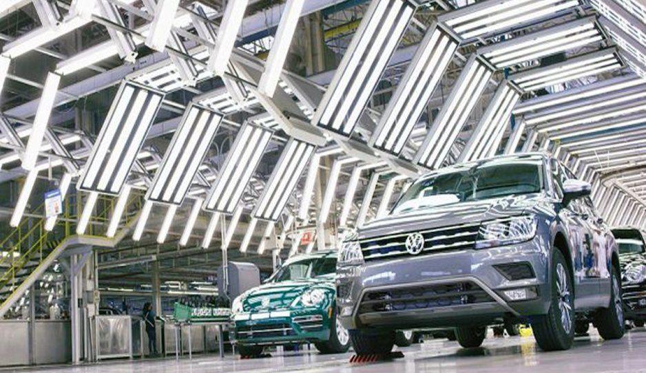 Realizará Volkswagen paro en la producción de Tiguan