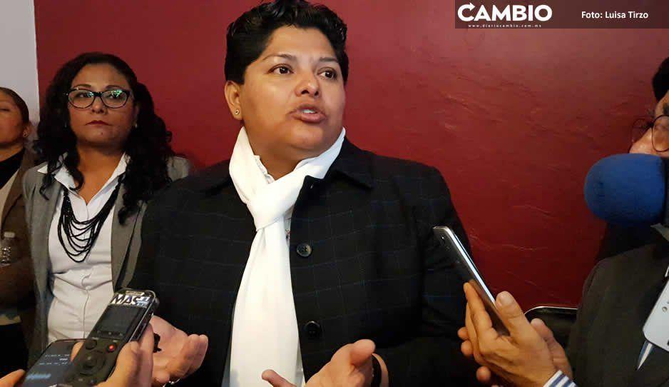 Que siempre sí: Karina Pérez  refrenda su apoyo a Barbosa
