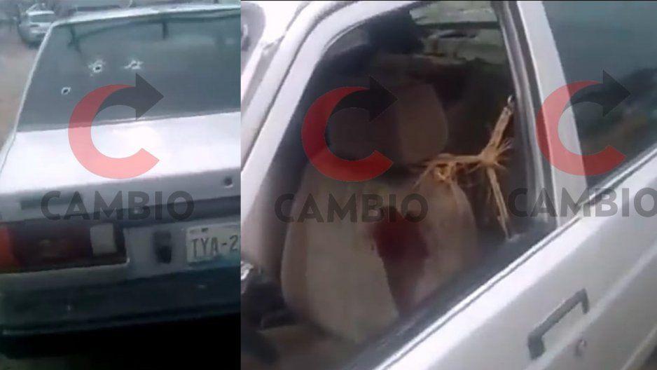 Otra balacera en la Sierra Norte de Puebla; ahora fue en Venustiano Carranza