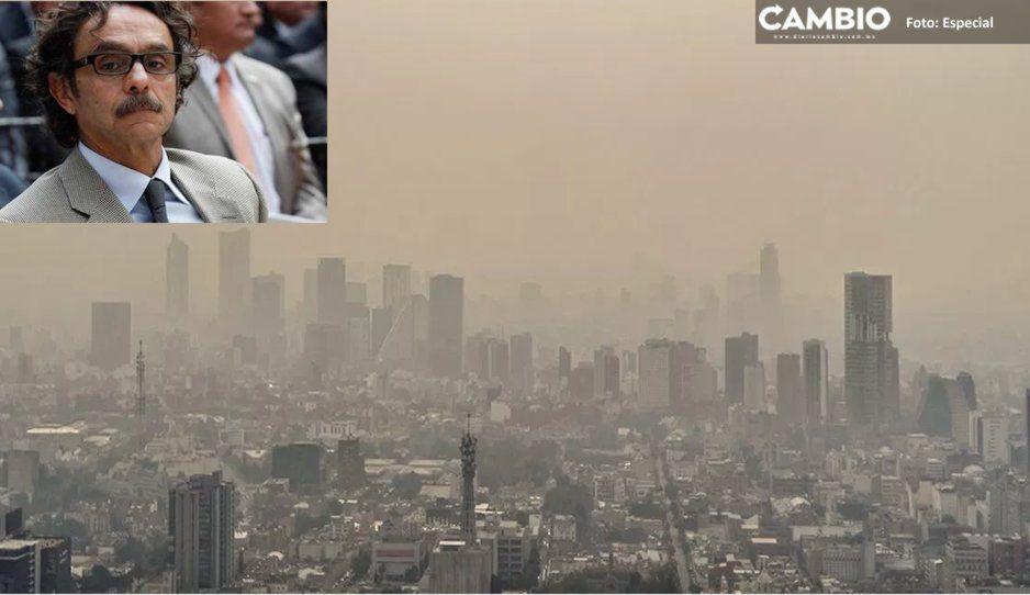 Gabriel Quadri responsabiliza al gobierno de AMLO por problemas en el medio ambiente