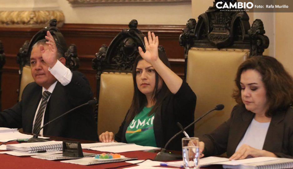 Cabildo aprueba Ley de Ingresos para el Ejercicio Fiscal 2020