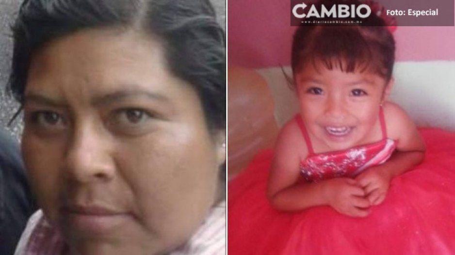 ¡Ayúdalas a regresar a casa! Madre e hija desaparecieron en calles de Puebla desde julio