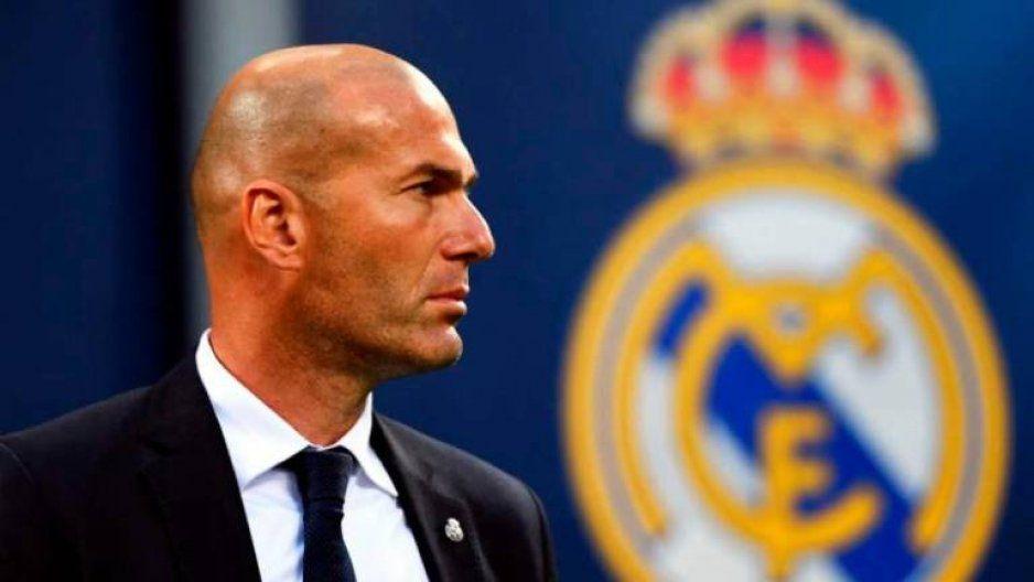 ¡Ya es oficial! Zidane regresa al banquillo blanco