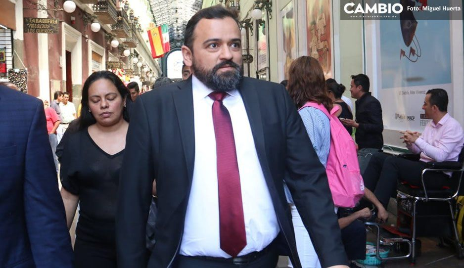 Desmiente Rene Sánchez a empresarios: Segom ha disminuido ambulantaje del Centro Histórico