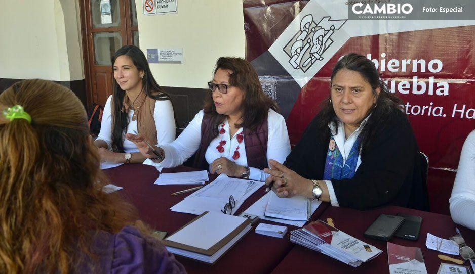 María del Rosario Orozco y Leonor Vargas atendieron 61 peticiones en Jornada de Atención Ciudadana