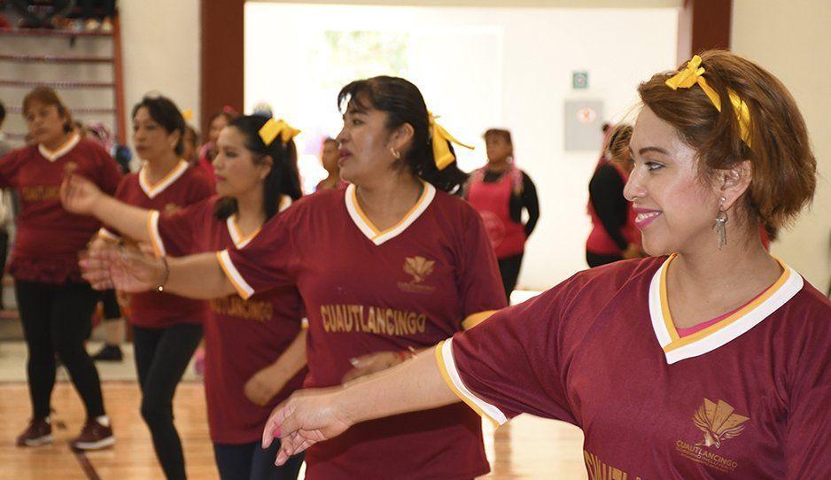 ¿Quieres hacer ejercicio? Asiste este sábado al 2º Festival de Actividad de Cuautlancingo