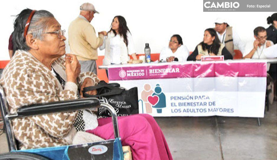 Por segunda ocasión dejan plantados a abuelitos en entrega de programas de AMLO