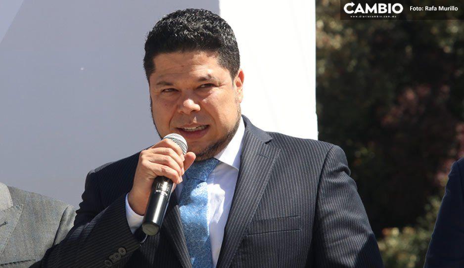 Biestro respalda a Barbosa previo a la toma de protesta: es el mejor perfil para gobernar Puebla